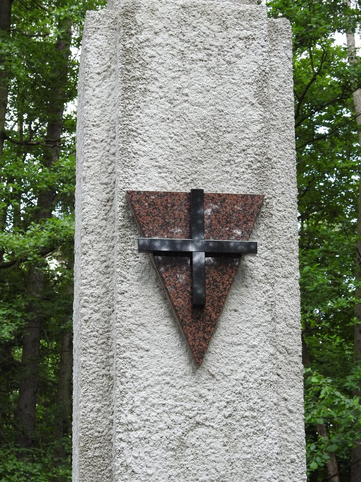 Pomnik wLesie Bytyńskim został odnowiony
