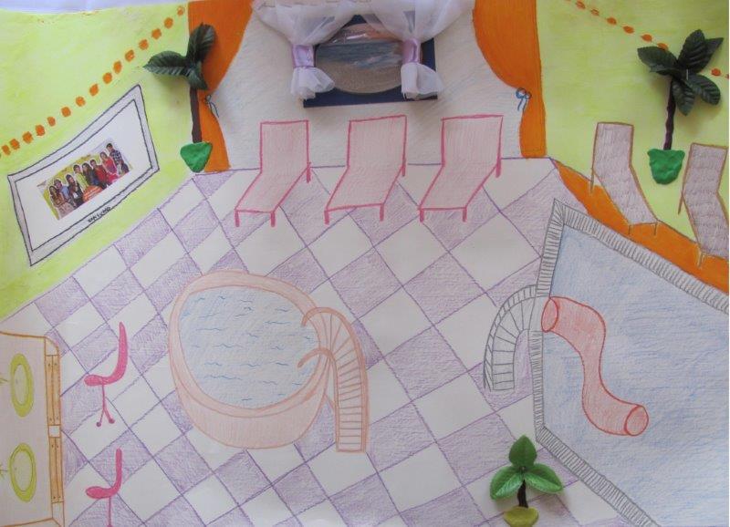 Wzorowa łazienka W Szkole Podstawowej W Kaźmierzu Konkurs